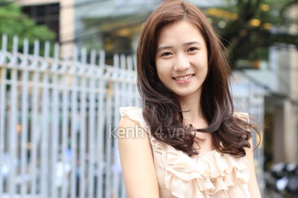 Điểm mặt 3 nữ sinh Phan Đình Phùng cực hot 9