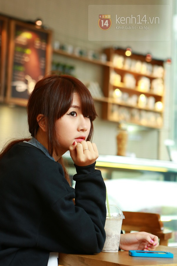 Quỳnh Anh Shyn lần đầu tiên xác nhận yêu Bê Trần 9