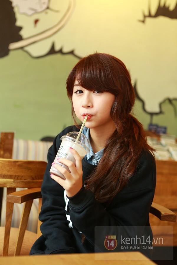 Điểm mặt 3 nữ sinh Phan Đình Phùng cực hot 4