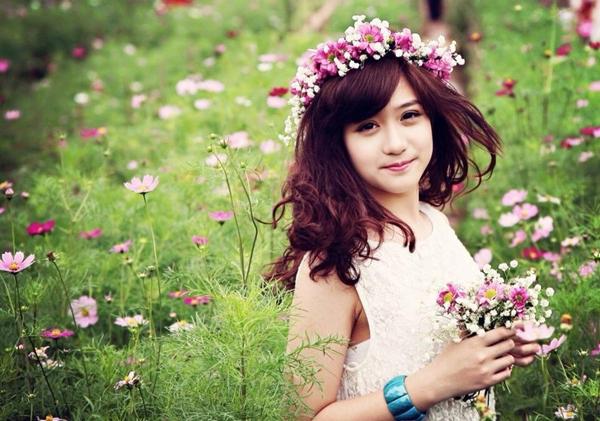 Ngỡ ngàng hot girl Việt giản dị mà cực dễ thương khi mặc quân phục 16