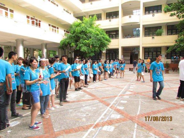 """Hà Nội: Teen Nguyễn Tất Thành """"nổi loạn"""" trong sân trường 3"""