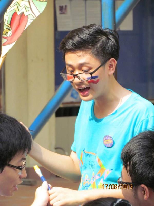 """Hà Nội: Teen Nguyễn Tất Thành """"nổi loạn"""" trong sân trường 4"""