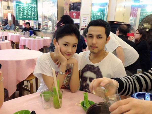 Hot girl Tâm Tít đang hẹn hò cùng anh trai Bảo Thy 6