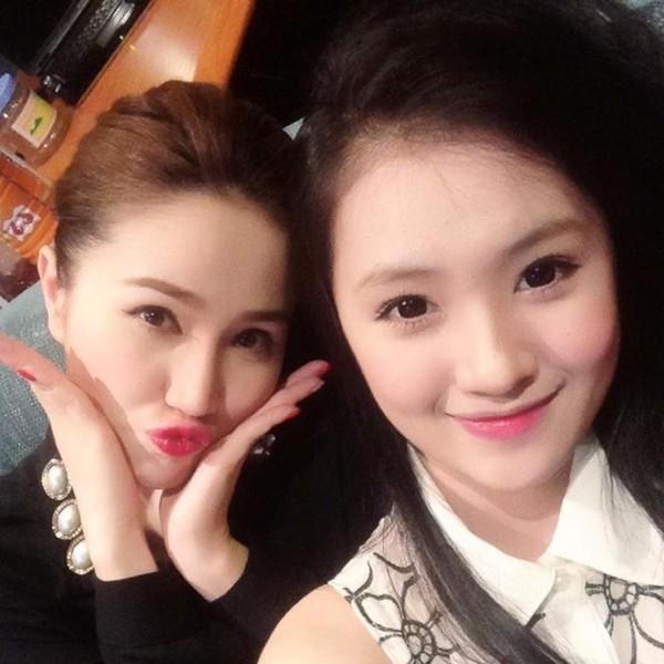 Hot girl Tâm Tít đang hẹn hò cùng anh trai Bảo Thy 7