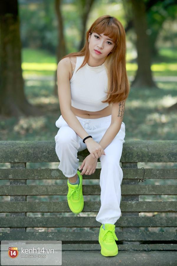 Hana Giang Anh - Cô nàng HLV thể dục 20 tuổi cực hot trên Youtube 4