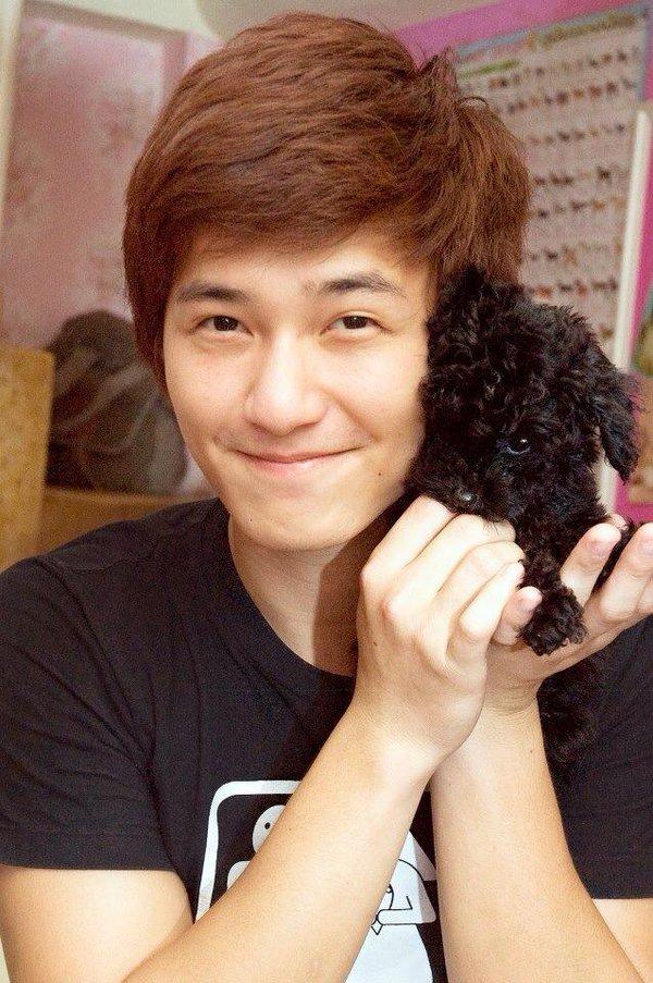 Ngắm hot teen Việt nhắng nhít chụp ảnh cùng thú cưng 14