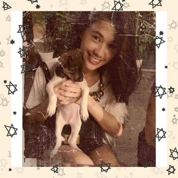 Ngắm hot teen Việt nhắng nhít chụp ảnh cùng thú cưng 7