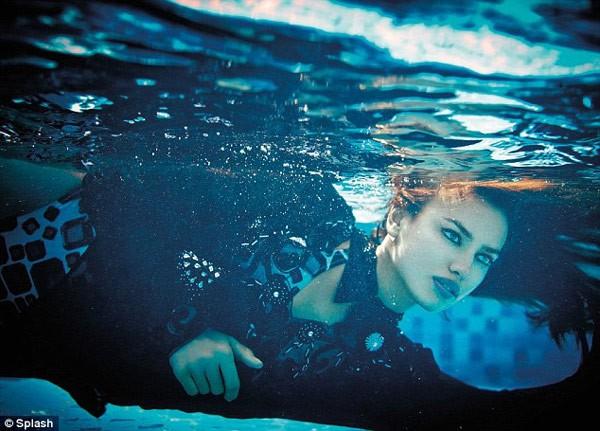 Irina Shayk ngày càng nóng bỏng 9