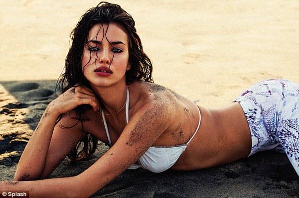 Irina Shayk ngày càng nóng bỏng 5