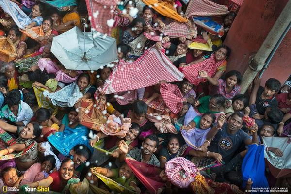 Chùm ảnh: Những số phận khốn khổ trong mùa Giáng sinh trên toàn thế giới 6