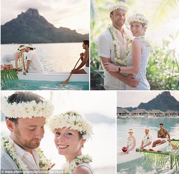 Cặp đôi tổ chức đám cưới 66 lần khắp thế giới tiếp tục kết hôn lần thứ 67 ở New Zealand 14