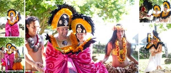 Cặp đôi tổ chức đám cưới 66 lần khắp thế giới tiếp tục kết hôn lần thứ 67 ở New Zealand 17