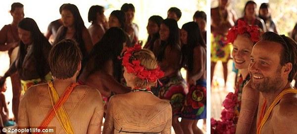 Cặp đôi tổ chức đám cưới 66 lần khắp thế giới tiếp tục kết hôn lần thứ 67 ở New Zealand 21