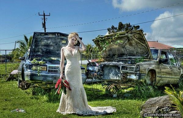 Cặp đôi tổ chức đám cưới 66 lần khắp thế giới tiếp tục kết hôn lần thứ 67 ở New Zealand 24