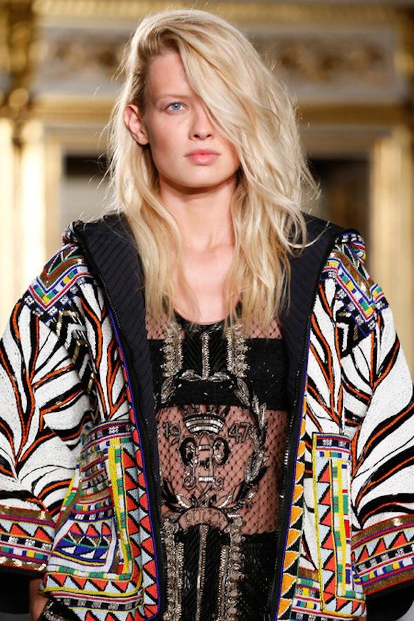Những xu hướng trang điểm không thể bỏ qua tại Milan Fashion Week 3