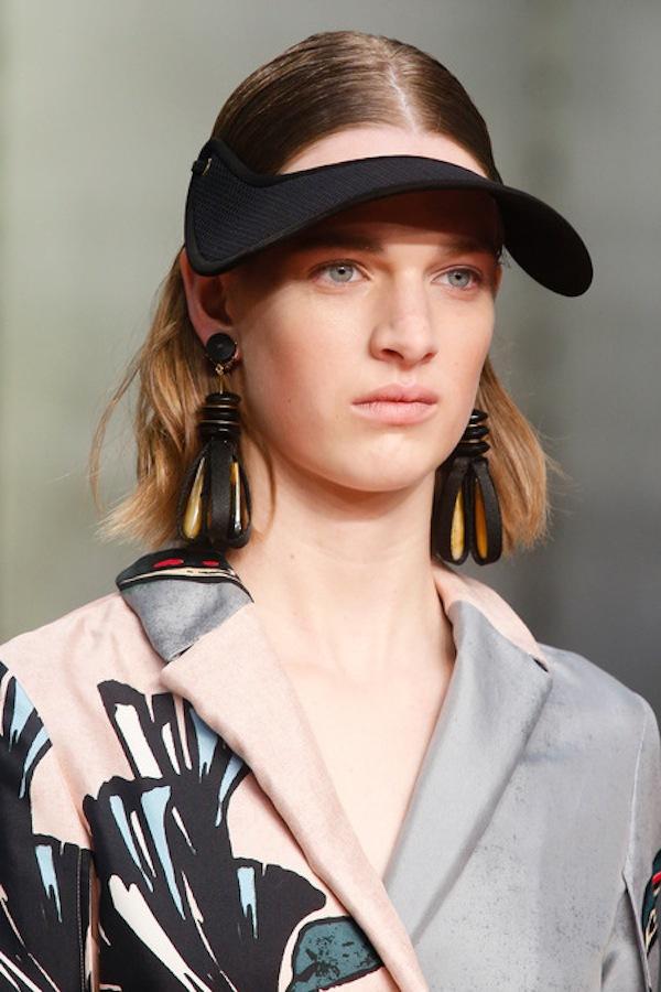 Những xu hướng trang điểm không thể bỏ qua tại Milan Fashion Week 4