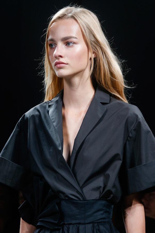 Những xu hướng trang điểm không thể bỏ qua tại Milan Fashion Week 5