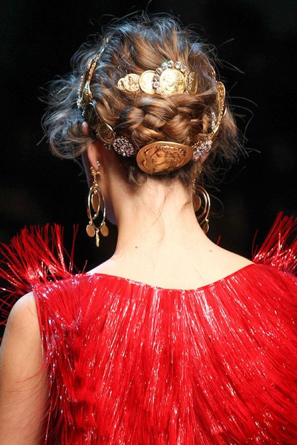 Những xu hướng trang điểm không thể bỏ qua tại Milan Fashion Week 16