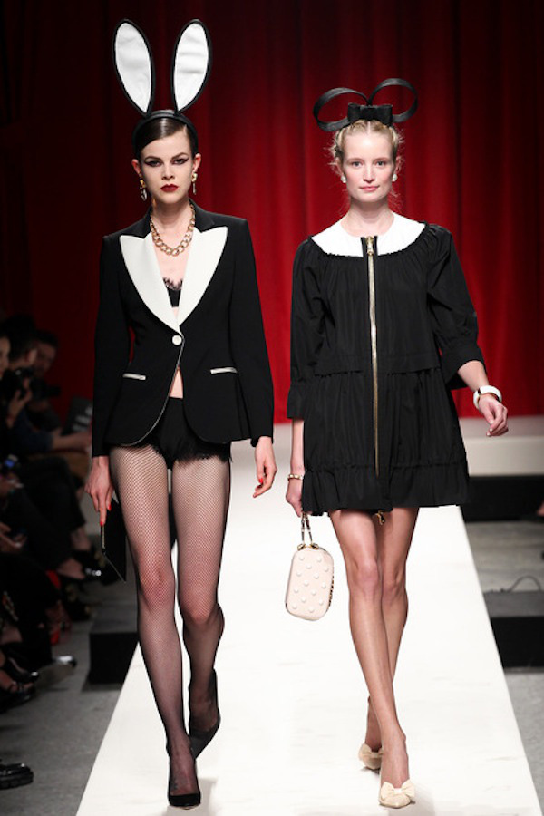 Những xu hướng trang điểm không thể bỏ qua tại Milan Fashion Week 17