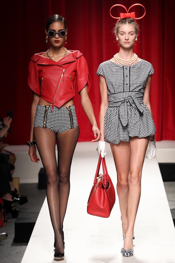 Những xu hướng trang điểm không thể bỏ qua tại Milan Fashion Week 18
