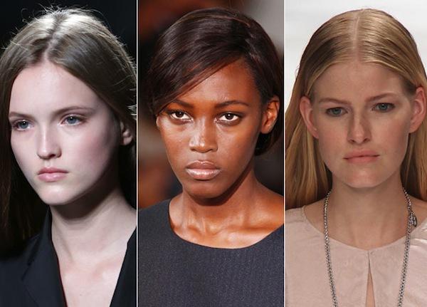 Những xu hướng trang điểm không thể bỏ qua tại Milan Fashion Week 1