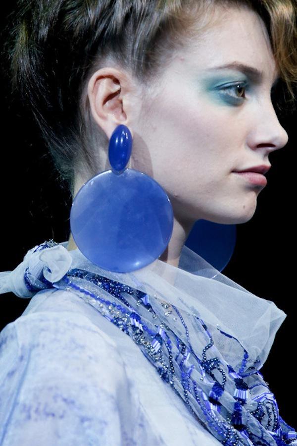 Những xu hướng trang điểm không thể bỏ qua tại Milan Fashion Week 7