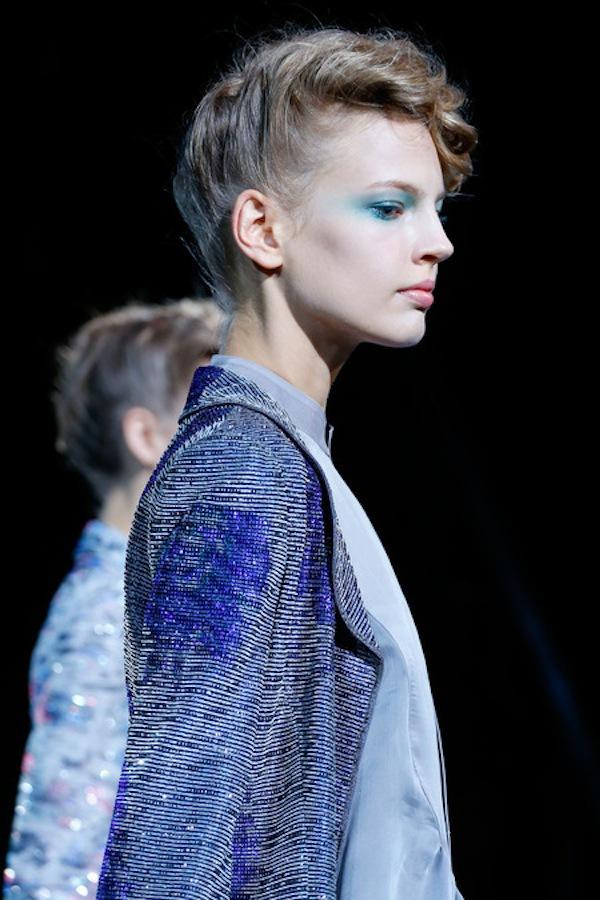 Những xu hướng trang điểm không thể bỏ qua tại Milan Fashion Week 8