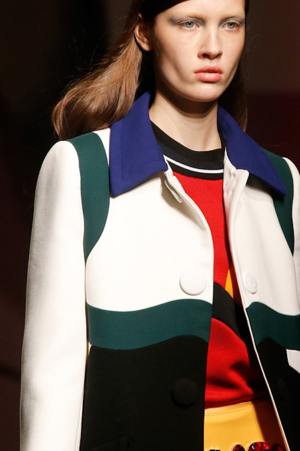 Những xu hướng trang điểm không thể bỏ qua tại Milan Fashion Week 11