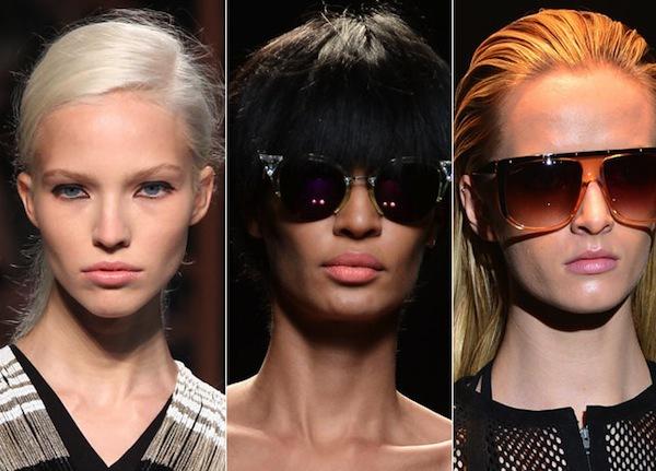 Những xu hướng trang điểm không thể bỏ qua tại Milan Fashion Week 19