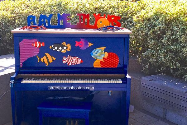 Thích thú với những cây đàn Piano đầy màu sắc trên khắp thế giới 22