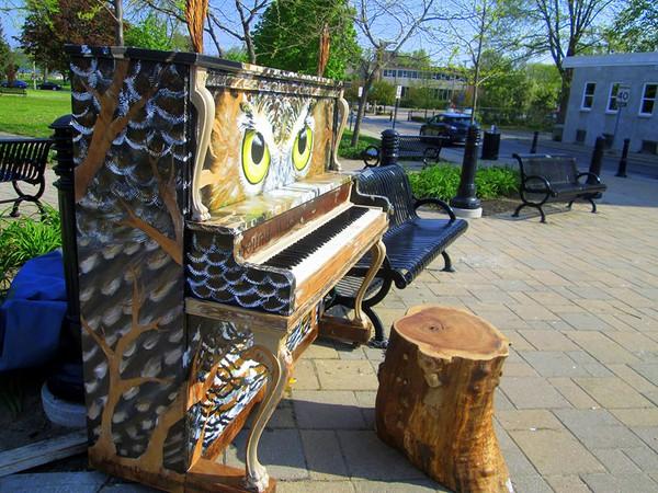 Thích thú với những cây đàn Piano đầy màu sắc trên khắp thế giới 3