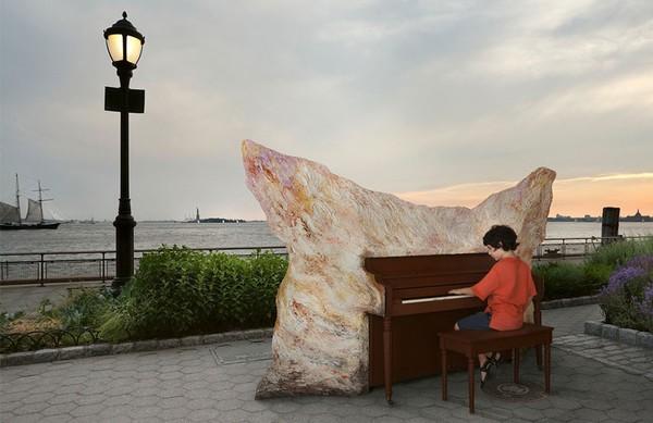 Thích thú với những cây đàn Piano đầy màu sắc trên khắp thế giới 7