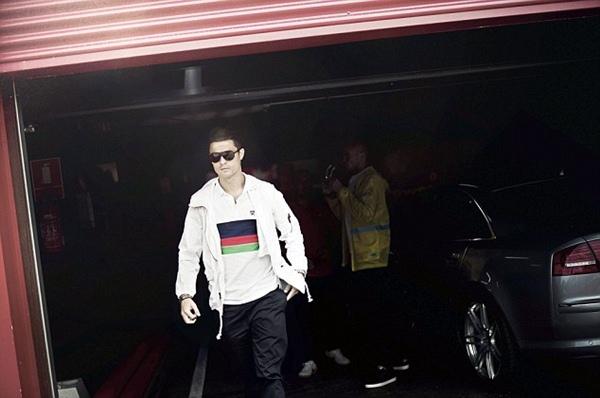 Chiêm ngưỡng mẫu giày mới siêu long lanh của Ronaldo 5