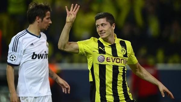 Đội hình tiêu biểu BK lượt đi Champions League: Bundesliga thống trị 10