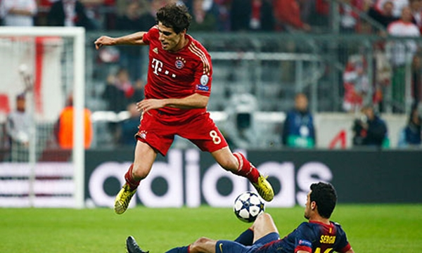 Đội hình tiêu biểu BK lượt đi Champions League: Bundesliga thống trị 6