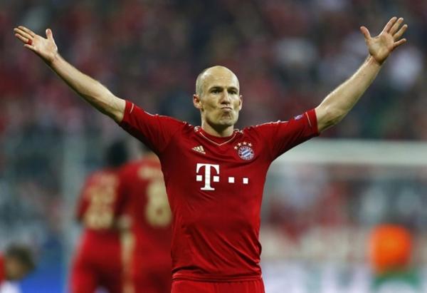 Đội hình tiêu biểu BK lượt đi Champions League: Bundesliga thống trị 7