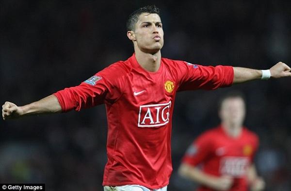 "CĐV Manchester United quyên tiền ""mua"" Cristiano Ronaldo 1"