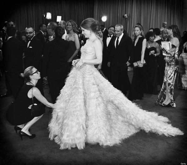 21 bức ảnh đen trắng tuyệt đẹp của Hollywood năm 2013 5