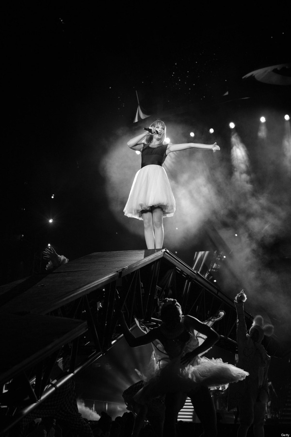 21 bức ảnh đen trắng tuyệt đẹp của Hollywood năm 2013 16