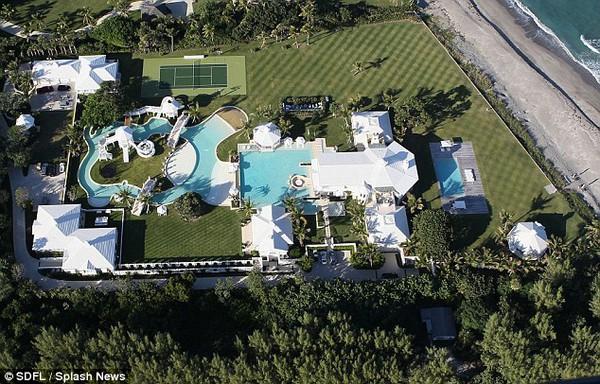 Céline Dion bán siêu biệt thự có công viên nước giá 1.600 tỷ 1