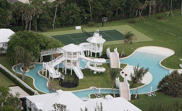 Céline Dion bán siêu biệt thự có công viên nước giá 1.600 tỷ 4