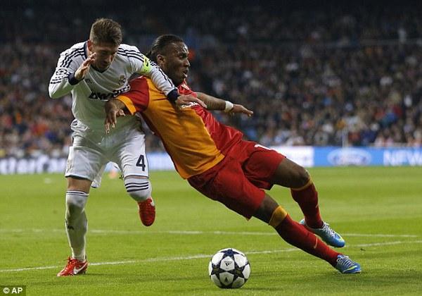 Nhìn lại trận thắng vùi dập của Kền kền trắng Real Madrid 12