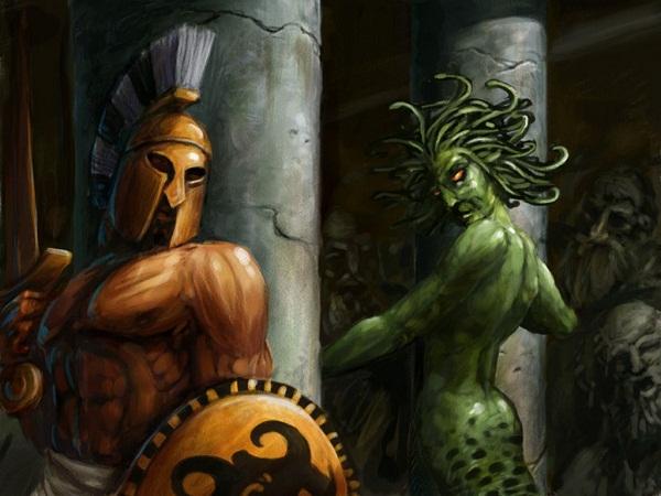 Đi tìm quái vật rắn trong thần thoại Hy Lạp 7