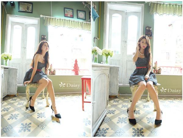 """Daisy - Quỳnh Anh Shyn: Style cực kool """"Phía trước những ngày hè"""" 2"""
