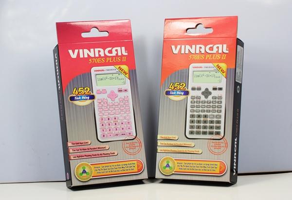 7 lý do nên lựa chọn máy tính Vinacal 570ES Plus II 1