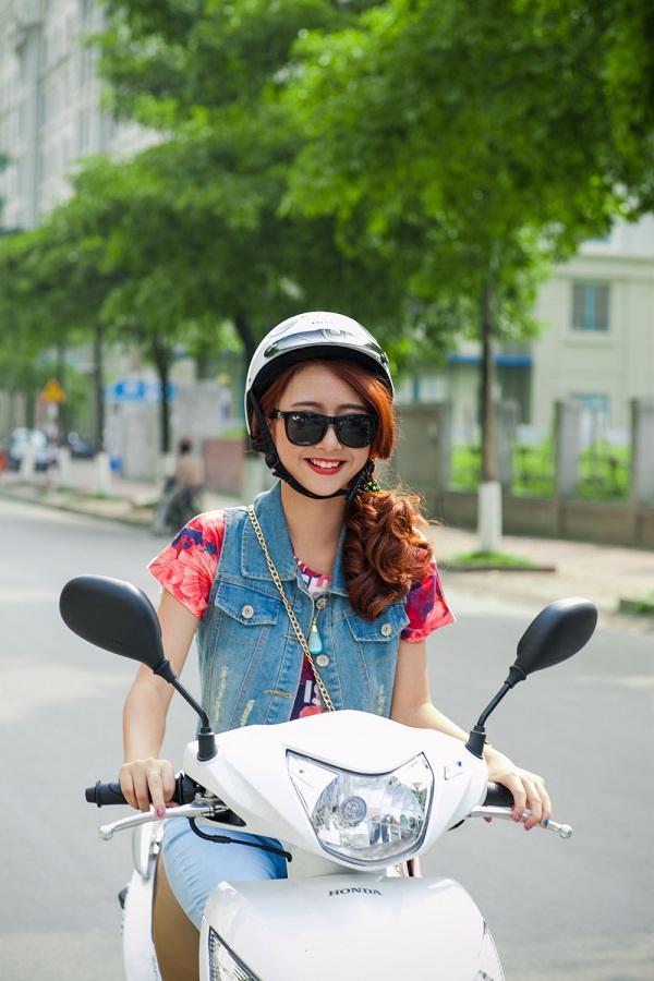 Quỳnh Anh Shyn cực nổi bật với phong cách mới 11
