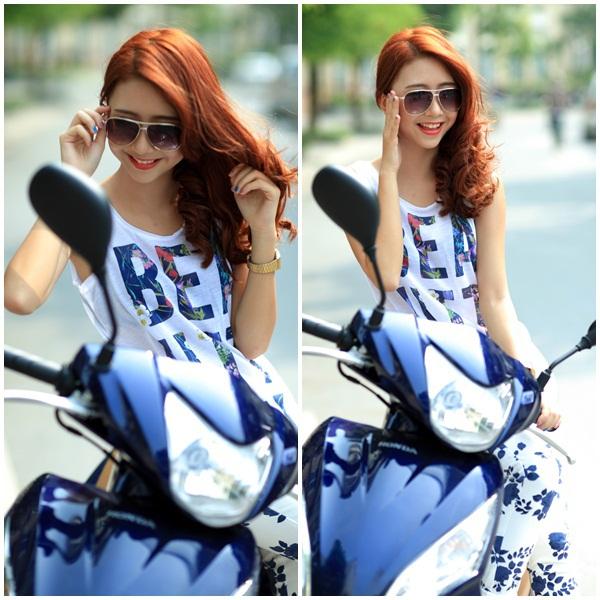 Quỳnh Anh Shyn cực nổi bật với phong cách mới 2