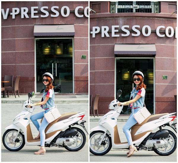 Quỳnh Anh Shyn cực nổi bật với phong cách mới 3