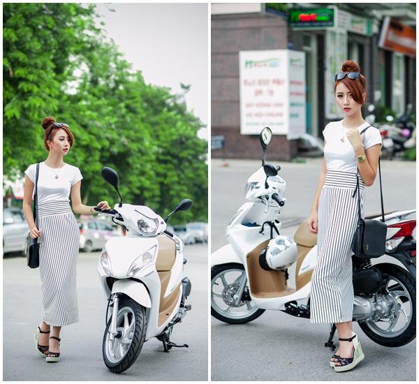 Quỳnh Anh Shyn cực nổi bật với phong cách mới 4