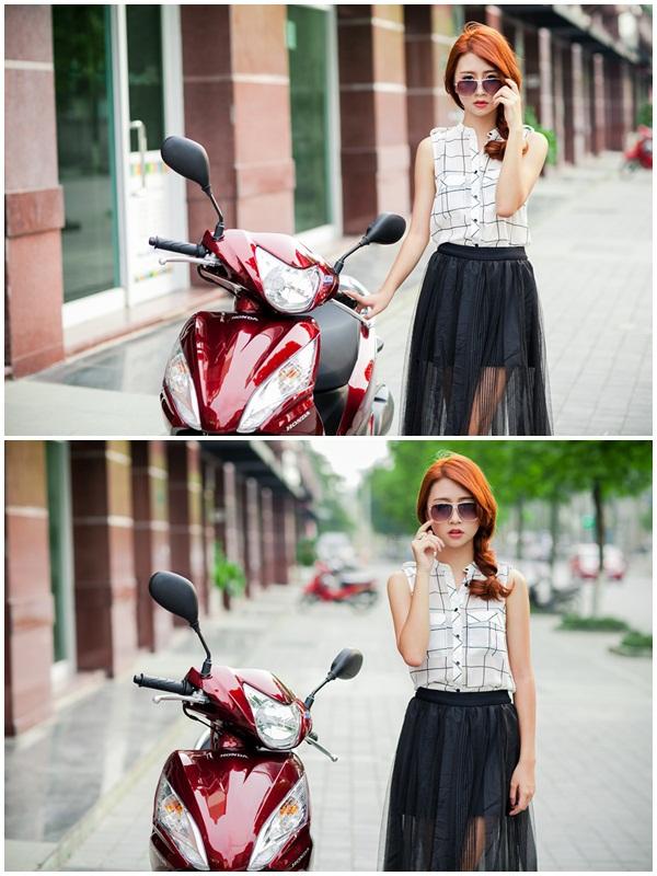Quỳnh Anh Shyn cực nổi bật với phong cách mới 14